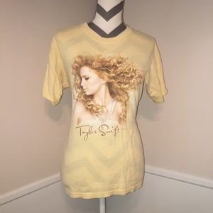 ANVIL | Taylor Swift Fearless concert tee